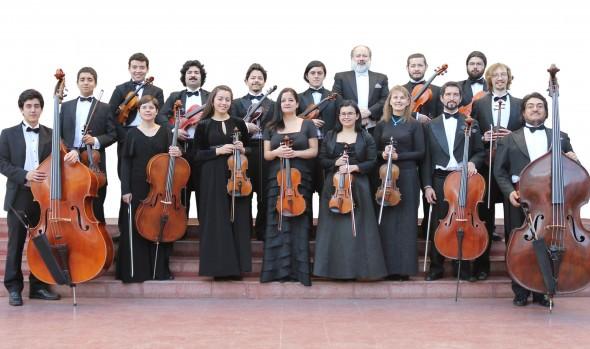 Orquesta Marga Marga realizará Concierto de fin de año en el Museo Palacio Rioja