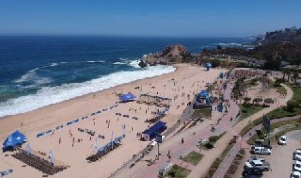 Playa del Deporte 2020 ofrece variedad de deportes, actividades acuáticas y eventos en Viña del Mar