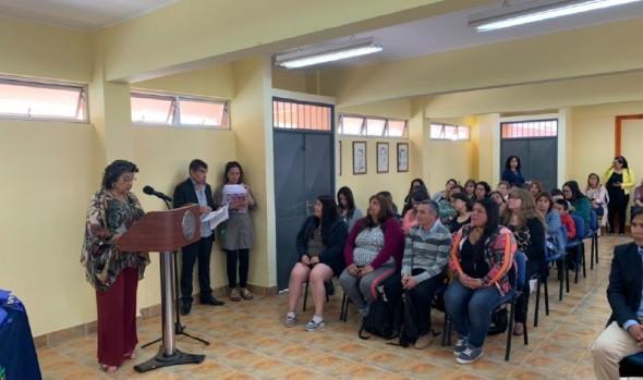 Usuarios del programa Municipio en Tu Barrio de Viña del Mar se capacitan para generar valor a través de atención al cliente