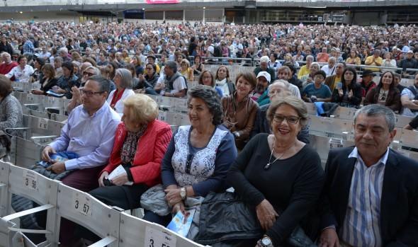 Exitosa primera jornada de Conciertos de verano 2020 en Viña del Mar