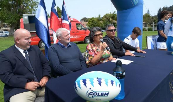 Campeonato de rugby seven juvenil cumple 20 años en colegio Mackay