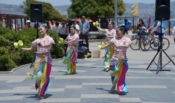 Por décimo año consecutivo Viña del Mar celebra el Nuevo Año Chino con espectáculo gratuito del grupo artístico Shenzen