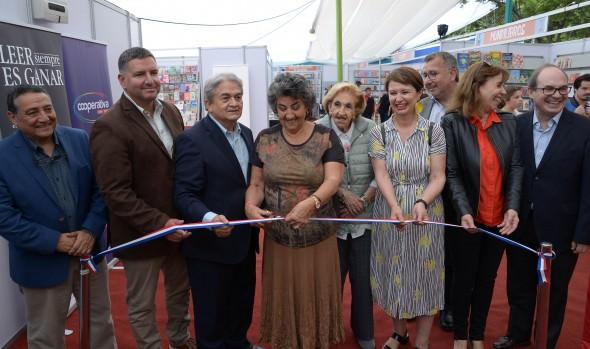 Atractivas ofertas y panoramas culturales ofrece la 38º Feria Internacional del Libro de Viña del Mar
