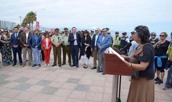 Viña del Mar implementa programa preventivo Verano Seguro en borde costero