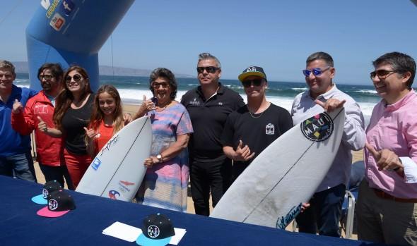 Los mejores exponentes del surf nacional y latinoamericano competirán en Viña del Mar
