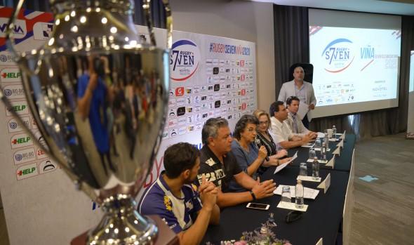 Con participación de mujeres se viene el Rugby Seven Viña 2020
