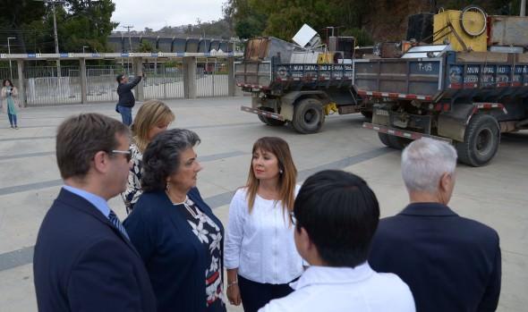 Municipio de Viña del Mar continuará desarrollando fiscalización al  comercio ilegal
