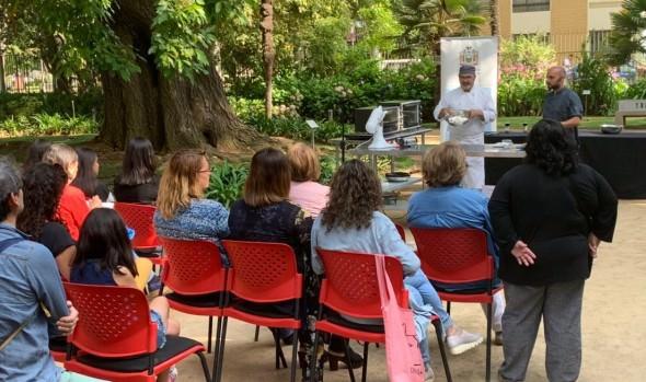 Con exclusiva clase de gastronomía, municipio de Viña del Mar invita a participar de Capacitaciones 2020