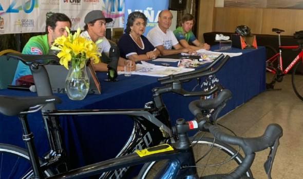 300 deportistas participarán en Viña del Mar en uno de los triatlones más antiguos de Chile