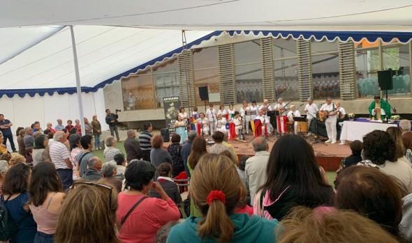 En misa de Feria de Artesanía se oró por la unidad de los países Latinoamericanos