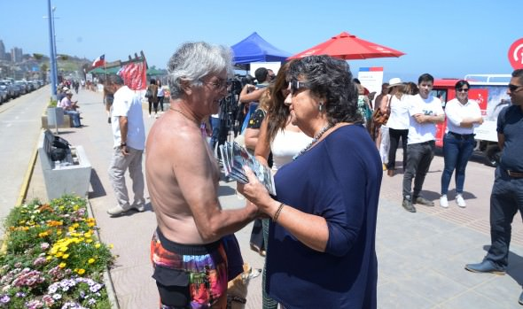 Para el resto de la temporada estival en Viña del Mar, se espera aumento de visitantes