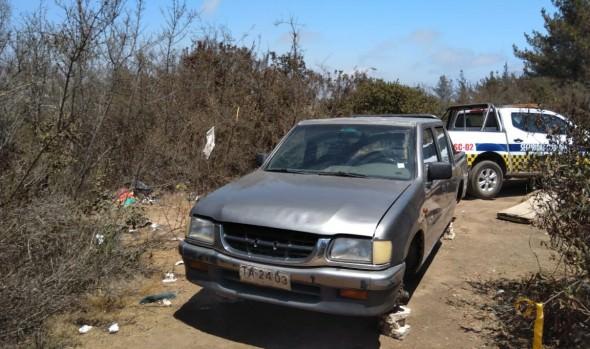 Seguridad Ciudadana de Viña del Mar incrementa ubicación de vehículos con encargo por robo con apoyo de dron