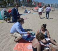 """Municipio de Viña del Mar adhiere a campaña: """"Juntos por la prevención y detección del cáncer"""""""