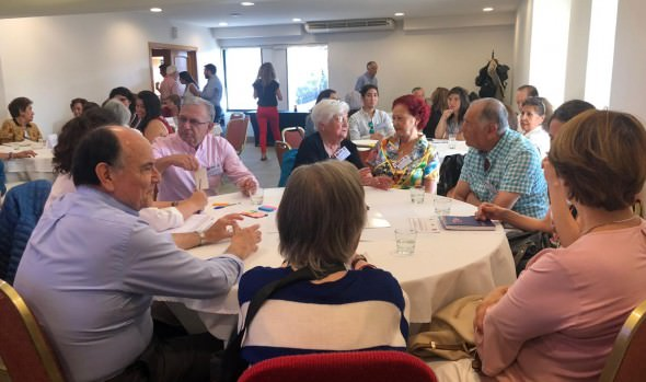 Vecinos del barrio fundacional de Viña del Mar conocieron proyectos que mejorarán su entorno