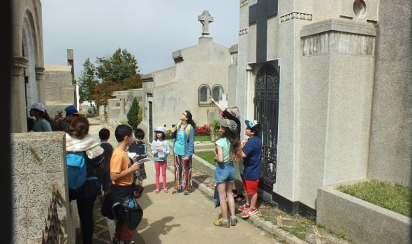 Municipio de Viña del Mar invita a recorrido gratuito para conocer el patrimonio cultural del Cementerio Santa Inés