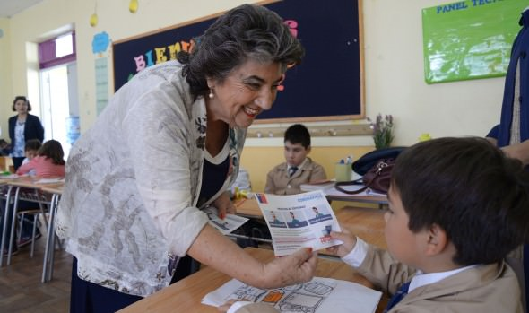 En colegios municipales de Viña del Mar adoptan medidas para evitar contagio por coronavirus