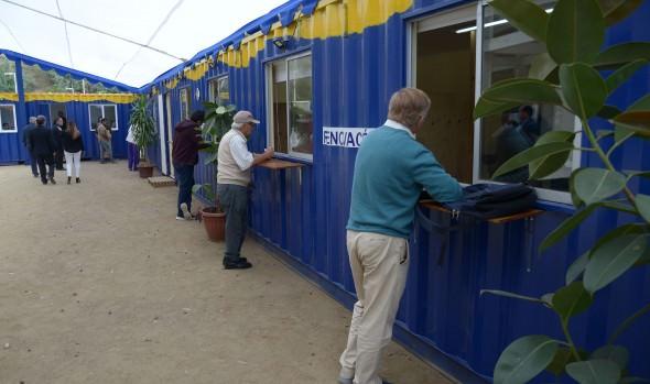 Municipio de Viña del Mar habilita Centro de atención integral para permisos de circulación en estadio Sausalito