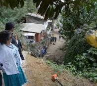 Municipio utiliza novedoso método para limpiar cuencas y quebradas
