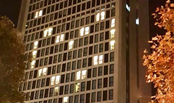 Alcaldesa Virginia Reginato valoró señal de esperanza que brinda hotel viñamarino