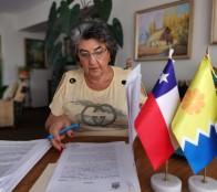 Alcaldesa Virginia Reginato firmó convenio que dispone el Hotel O'Higgins como hospital provisorio