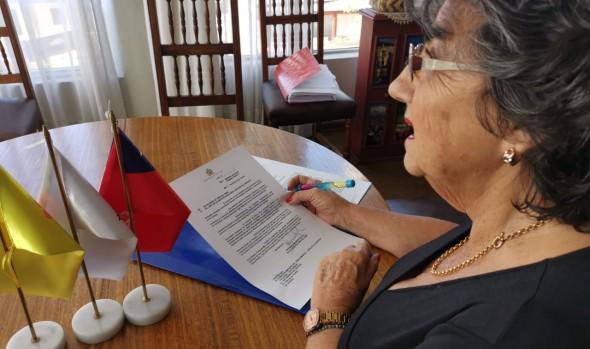 """Alcaldesa Virginia Reginato califica de """"insuficiente"""" medidas para evitar llegada de visitantes en Semana Santa"""