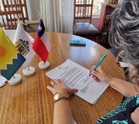 Alcaldesa Virginia Reginato oficia a Jefe de zona para que cierre playas de Viña del Mar