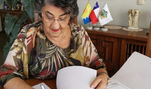 Alcaldesa de Viña del Mar solicitó a jefe de zona reforzar vigilancia policial para prevenir hechos delictuales en la comuna