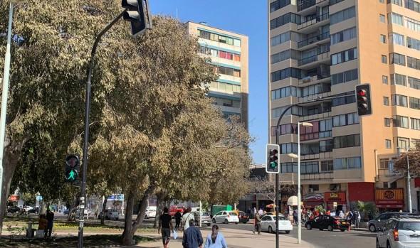 Municipio de Viña del Mar recupera semáforos dañados tras estallido social