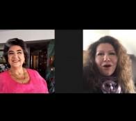 Alcaldesa Virginia Reginato felicitó artistas líricos viñamarinos que realizaron intervención musical desde balcón para sobrellevar confinamiento