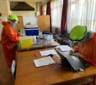 Funcionarios de la salud municipal reciben carta de reconocimiento por su labor durante la emergencia sanitaria por Covid-19