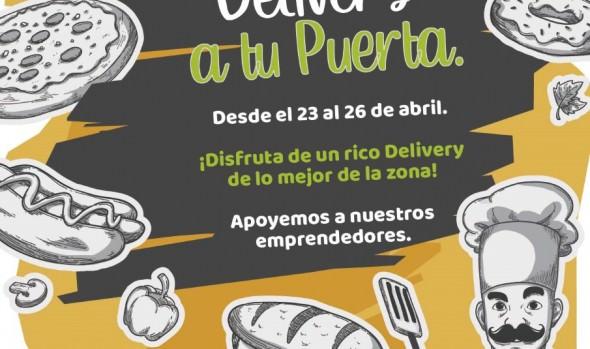 Municipio de Viña del Mar apoya a comercio gastronómico con Feria delivery a tu puerta