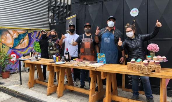 """Municipio apoya al comercio viñamarino y organiza ferias virtuales """"Delivery a tu puerta"""""""