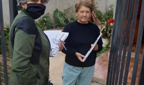 157 familias de Villa Cumbres de Chile en Viña del Mar fueron beneficiadas con entrega de sus títulos de dominio