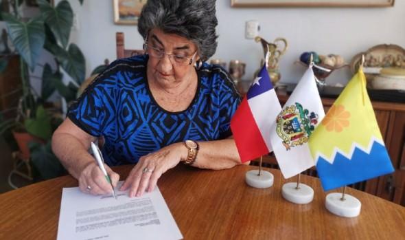 Alcaldesa Virginia Reginato solicita a gobernador provincial desalojo de ocupación ilegal en terreno donde se construirá futuro SAR de Miraflores