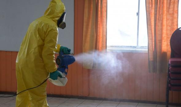 Municipio de Viña del Mar inició programa de desinfección en unidades vecinales