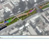 Presentan nuevo parque público que se ubicará en el corazón de Viña del Mar