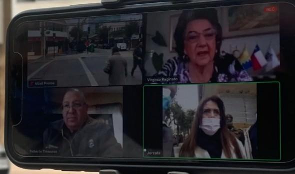 Municipio de Viña del Mar inició fiscalización de uso obligatorio de mascarilla en la vía pública
