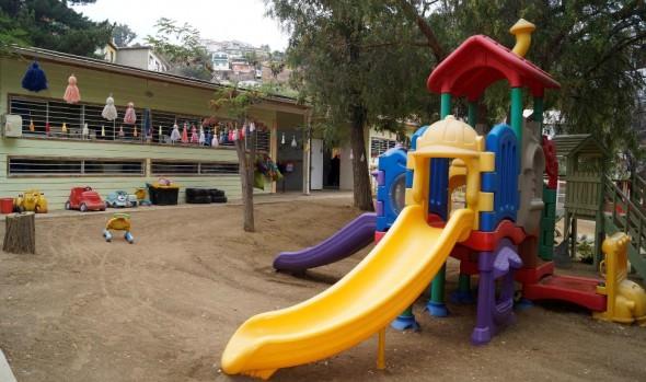Con una inversión de más de $ 200 millones de pesos dejarán como nuevo jardín infantil VTF de Cormuviña