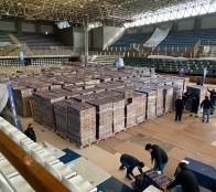 Más de 20 mil cajas de alimentos se han entregado en Viña del Mar