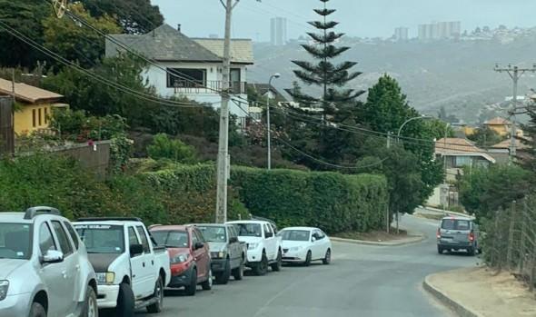 Municipio de Viña del Mar adjudica pavimentación de calle General Bulnes en Reñaca