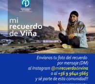 Departamento de Turismo de Municipalidad de Viña del Mar invita a compartir fotos del recuerdo
