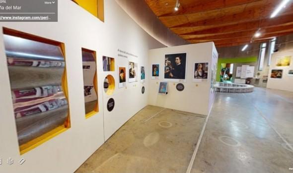 Museo Artequin Viña del Mar mantiene contacto con los niños a través de tour virtual 3D