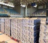 """Comenzó distribución de 37 mil nuevas cajas del programa de Gobierno """"Alimentos para Chile"""" en Viña del Mar"""