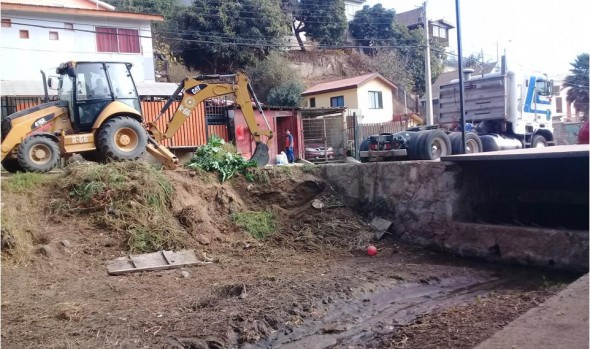 Municipio de Viña del Mar destaca labor de Plan Invierno durante intensas lluvias