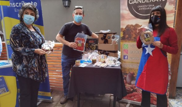 Con datos de delivery, municipio de Viña del Mar apoya a locales gastronómicos para Fiestas Patrias