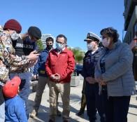 Autoridades regionales intensifican fiscalización de permisos de movilidad previo a Fiestas Patrias en comunas en cuarentena