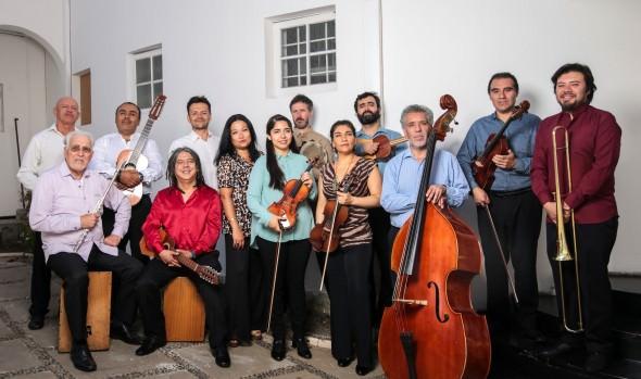 """Concierto """"Gabriela Canta en colores"""" de la agrupación Mundos Reunidos transmitirá la Corporación Cultural de Viña del Mar"""
