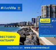 Municipio crea directorio del comercio y turismo a través de su programa club de beneficios #VIVEVIÑA