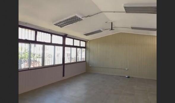 Concluyen obras de mejoramiento de escuela municipal Miraflores en Viña del Mar