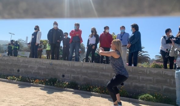 Viña del Mar se prepara para recibir a deportistas en el borde costero con completo plan de recomendaciones sanitarias